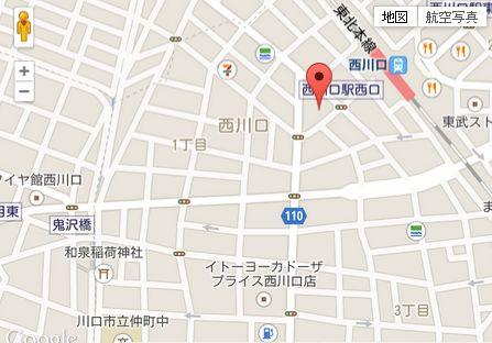 テレクラリンリンハウス西川口店